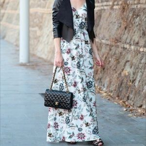 Ann Taylor Loft Floral Maxi Sundress 6